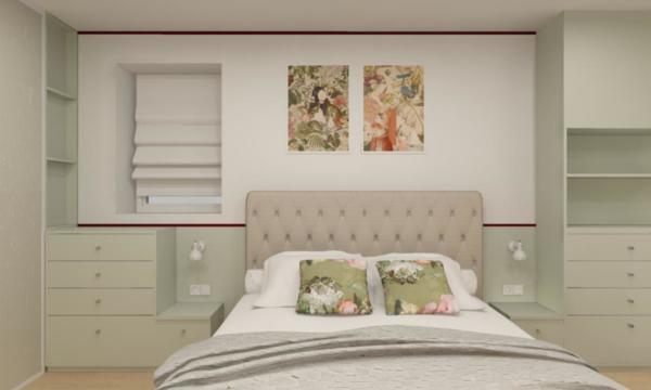 Bojano pietro sypialnia 01