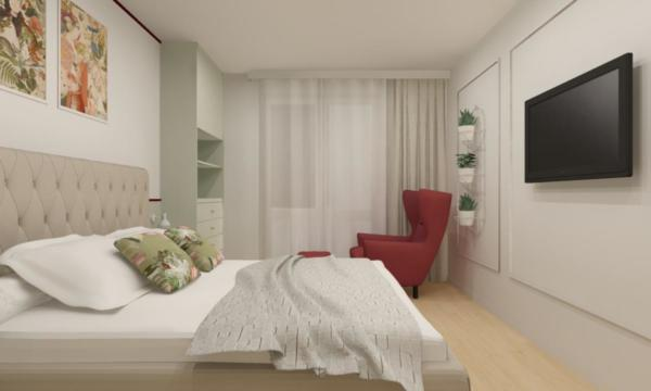 Bojano pietro sypialnia 02